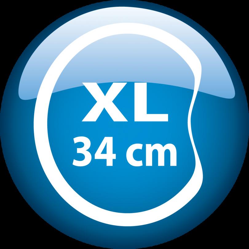 XL vrata za lako punjenje/pražnjenje
