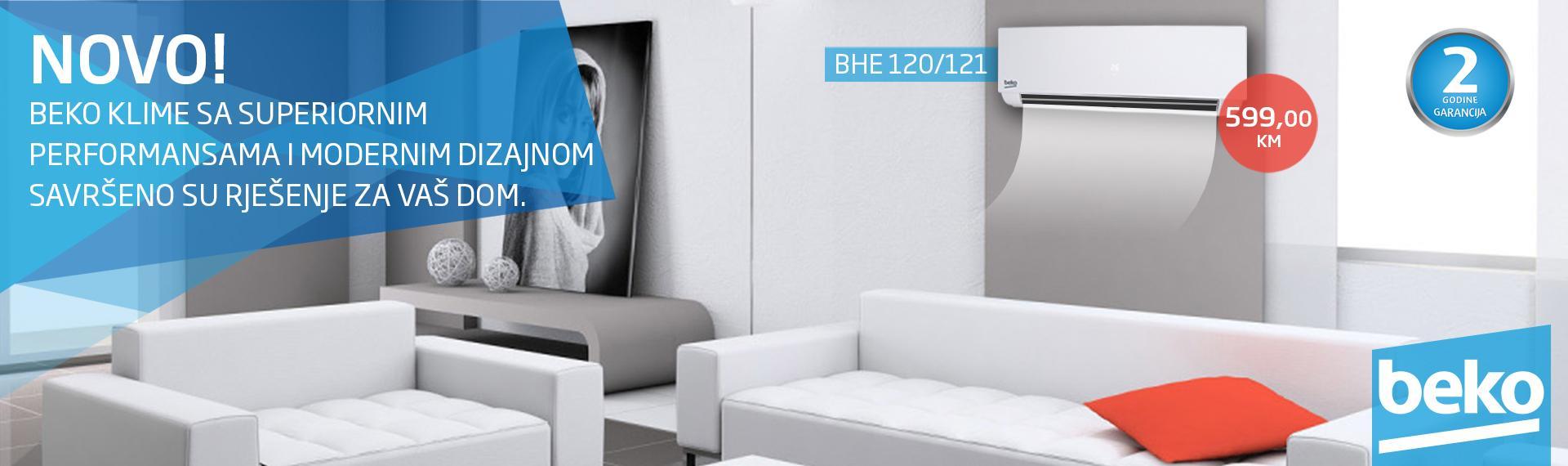 Klima BHE 120/121