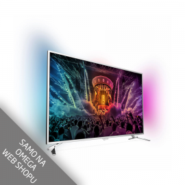 """Philips LED TV 43"""" PUS6401 Android 4K"""