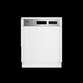Beko polu-ugradbena mašina za suđe DSN 26420 X