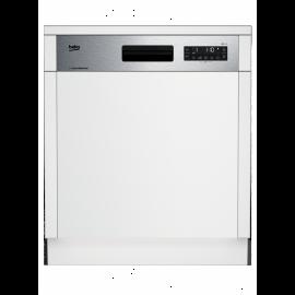 Beko polu-ugradbena mašina za suđe DSN 28430 X