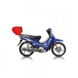 Lifan Prtljažnik za motocikl crveni