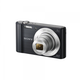 Sony fotoaparat CyberShot W810 Crni