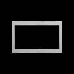 Beko Okvir za mikrovalnu pećnicu MWK 3010 X